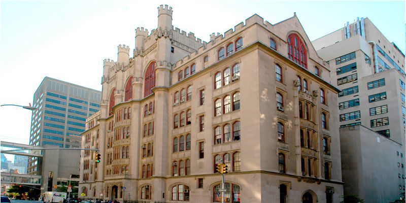 Hunter College an affiliate of the City University of New York