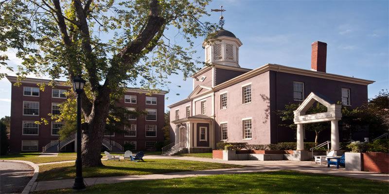 The University of New England
