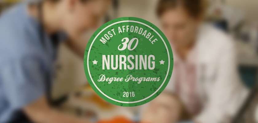 30 Most Affordable Nursing Degree Programs Geriatricnursing