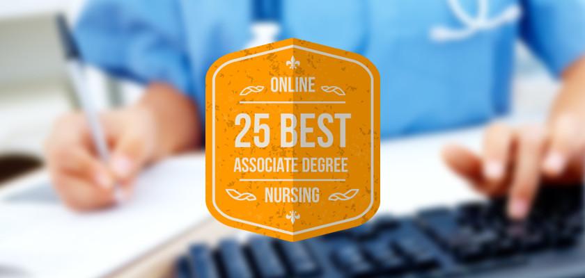 25 Best Online Associates Degrees In Nursing Geriatricnursing