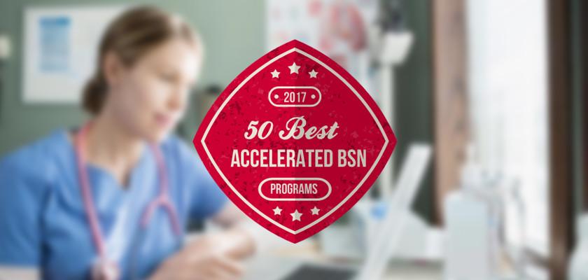 50 Best Accelerated Bsn Programs For 2018 Geriatricnursingorg