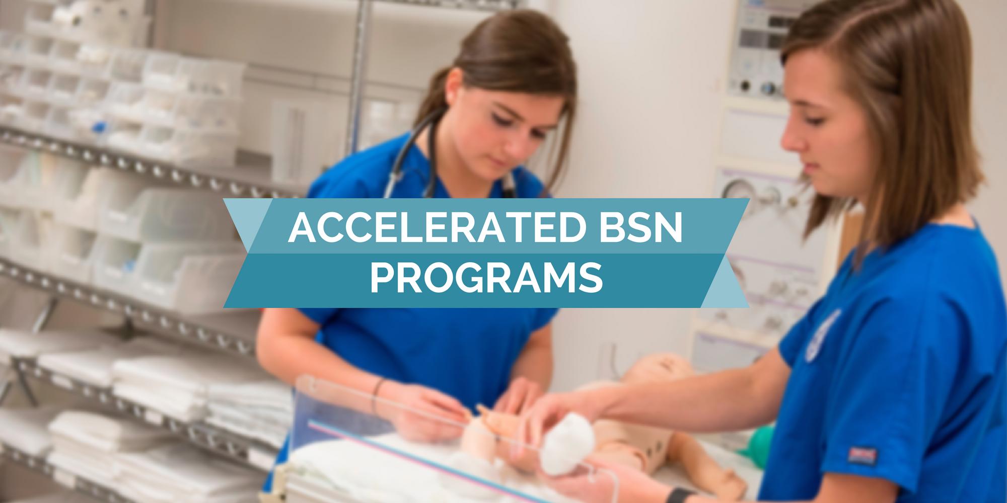 Accelerated Bsn Programs Geriatricnursingorg