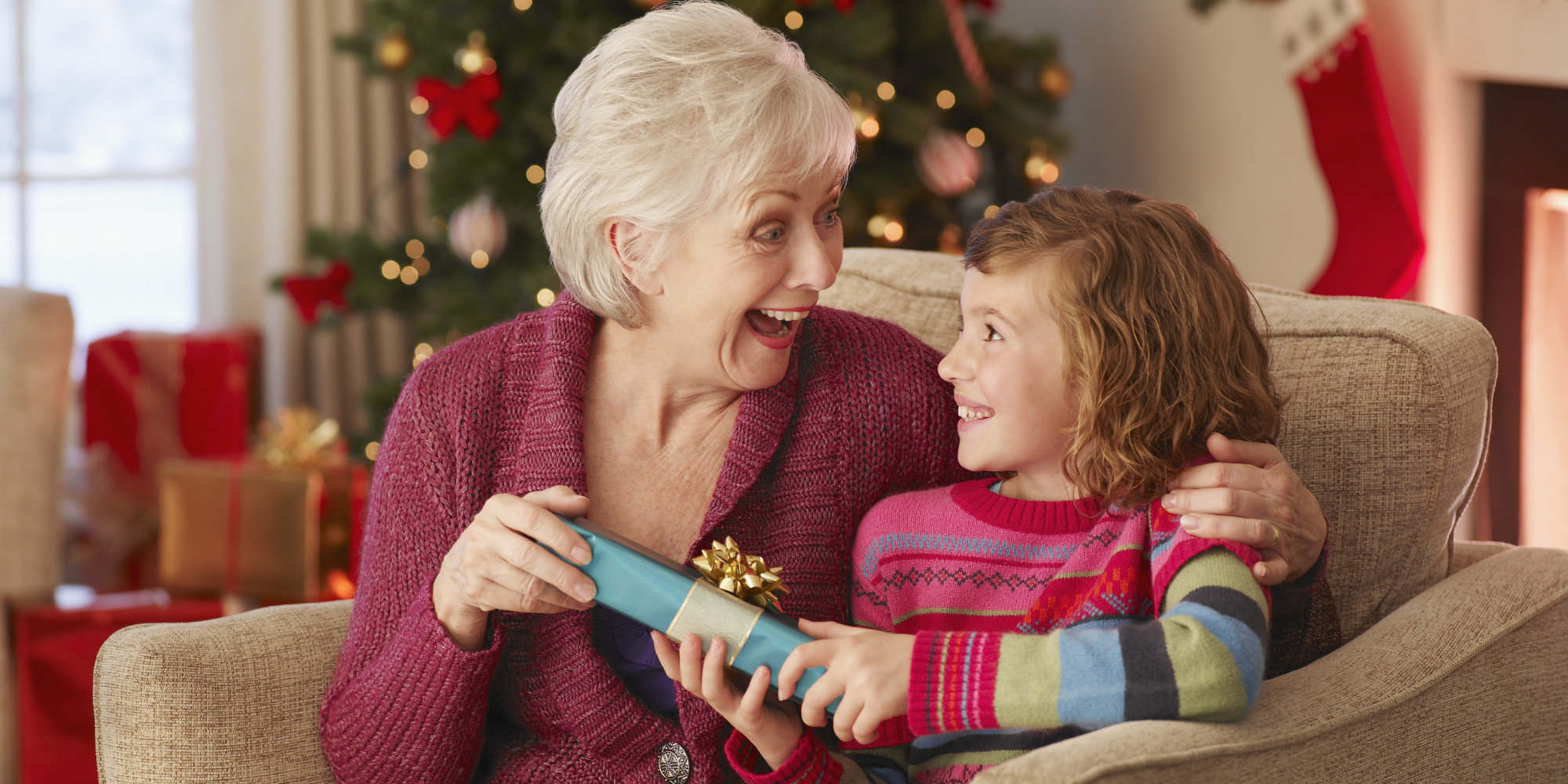 Christmas Gifts for Elderly Parents and Grandparents ...