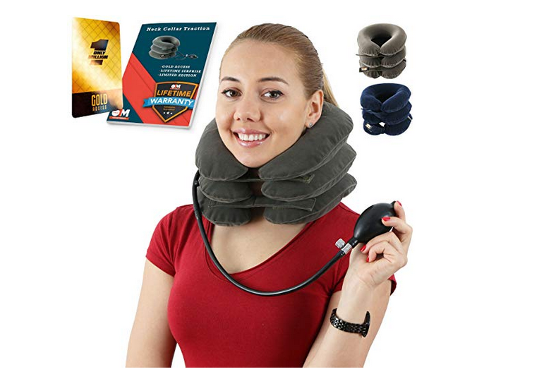 Geriatricnursing Org 12 Best Cervical And Back Traction