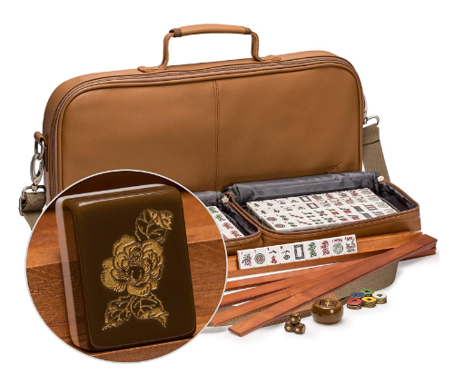 be9e1d1af3 This next option is a little more expensive. But, this is a great gift for  those that love Mahjong and want a gift that they will treasure.