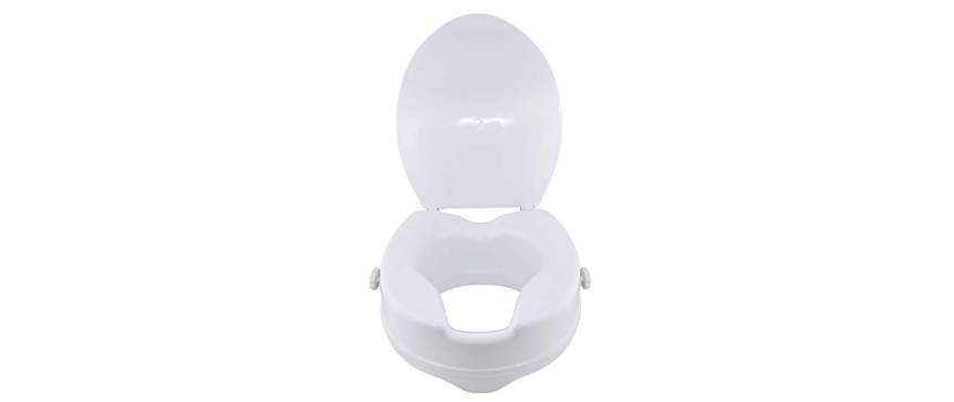 Terrific 17 Best Elevated Toilet Seats Frames Commodes For Seniors Spiritservingveterans Wood Chair Design Ideas Spiritservingveteransorg